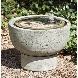 Yin Yang Pot Fountain