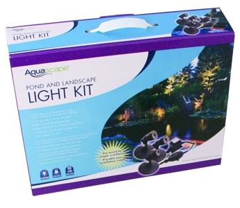 Pond Lighting Kit in Lakewood, CO